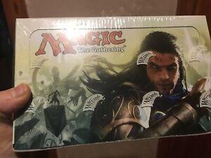 Magic the Gathering Battle for Zendikar Booster Box English Sealed Mtg