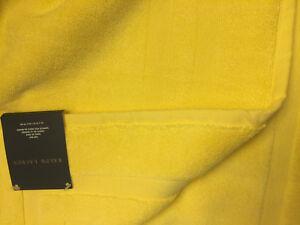 """Ralph Lauren Tub Mat 100% Cotton Palmer Tub Mat 31"""" x 21"""""""