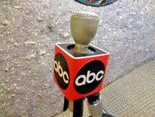 Estate* Nos Abc News Abc Tv Television > Red Logo Cube Mic Flag Clip