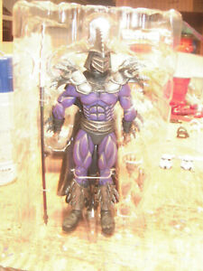 NECA TMNT II SUPER SHREDDER secret of the ooze walmart LOOSE 100% complete