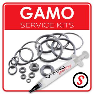 GAMO O-Ring seal washer rifle pistol service kit + OPTIONAL GREASE