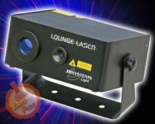 JB SYSTEMS Lounge Laser DMX RG Starsky Sternlaser & blauer LED Water Wave Effekt