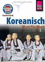 Kauderwelsch, Koreanisch Wort für Wort von Haubold, Diet... | Buch | Zustand gut