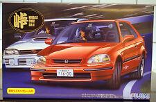 1995 Honda Miracle Civic SIR II EK-9 Type R, 1:24, JDM Fujimi 046037