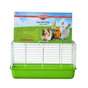 Kaytee 100079530 Take Me With Travel Center for Small Pets