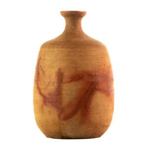 Modern Studio Vase Bizen Ware by Jun Isezaki