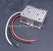 dissipatore di calore DC-DC STEP-DOWN CONVERTITORE BUCK 24v a 12v 30a 360w auto camion con prova