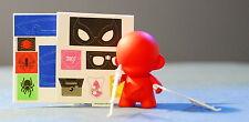 Marvel Micro Munny Vinyl DIY Munnyworld Kidrobot Spider-Man