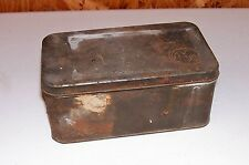 Old Camel Cigarettes Tobacco Tin Box Case Vintage Antique Metal Collectible Rare