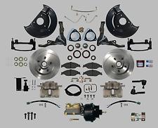 Performance 65-66 Power Disc Brake Conversion SN95 type 65-66 Mustang AT
