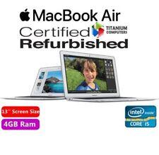 Portátiles de Apple MacBook Air de Año de lanzamiento 2014 con 128GB de disco duro