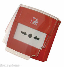 Fire Alarm Call Point Cover, Break Couverture en Verre KAC PS200 £ 3.50 + TVA