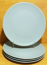 """IKEA BLUE GRAY Dinner plate set of 4, 10"""", 12011, Excellent"""