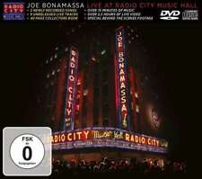 Joe Bonamassa - Radio City Music Hall [cd+dvd] NEW CD+DVD