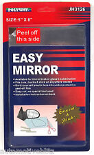 Auto door mirror lens replacement glass replacement easy cut to size 5''x8''