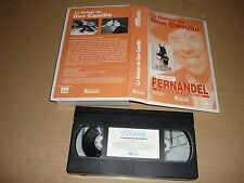 *FERNANDEL K7 VIDEO VHS LE PETIT MONDE DE DON CAMILLO GINO CERVI EDITIONS ATLAS