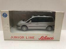 Cararama Peugeot 807 in misplaced box Schuco Junior line die cast 1/43 OVP MIB