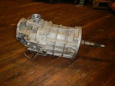 JEEP WRANGLER 4.0L 6 CYLINDER  4WD  5 SPEED MANUAL  AX15  TRANSMISSION 90-99