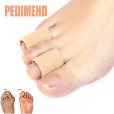 Pedimend™ Gel Toe Cushion Protector Tube Fiber Sleeves Bunion Bandage Foot Pain