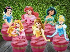 Disney Princesses Cupcake Topper (12pcs)