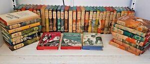 Collection 1960's Companion Book Club Vintage Fiction KY435