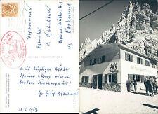 RIFUGIO TONI DEMETZ,ANIMATA,VIAGGIATA-TRENTINO(BZ)F.G. N.43400