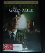 The Green Mile DVD 2 Discs  Special Edition, Tom Hanks, Brand New & Sealed