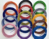 H07V-K H05V-K Lapp Kabel 0,75 1,0 1,5 2,5 4 6 10 16mm² Litze Farbwahl KFZ Kabel