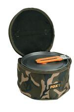 Fox Camo Neopren Kochset Tasche / Karpfen Fischen Angeln Gepäck