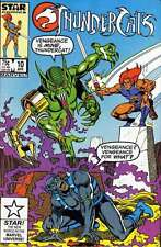 THUNDERCATS #10 VERY FINE / NEAR MINT MARVEL STAR COMICS 1985