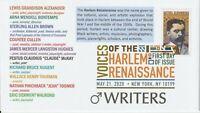 6° Cachets 5472 Arturo Schomburg Voices of the Harlem Renaissance Male Writers