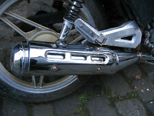 Pioneer xf125-10v 2006 Exhaust system