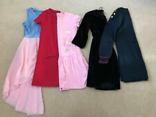 6 to 7 year old girls short & long sleeved dresses