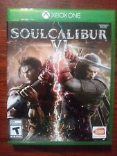 Original Box Case Replacement Microsoft Xbox One XB1 Soul Calibur VI 6 Six