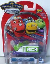 Chuggington Die-Cast StackTrack Chug-A-Sonic Koko DISCOUNTED