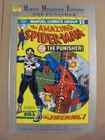 Amazing Spider-Man #129 Marvel Milestone Edition 1992 Reprint 1st app Punisher