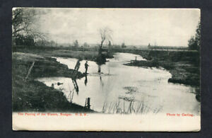 AUSTRALIA,NSW,FISHING,PARTING OF THE WATERS,MUDGEE,BW,UN,PUB GARLING
