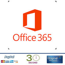 MICROSOFT OFFICE 365 - 2016 PRO PLUS - MULTILINGUAL - 100% ORIGINAL