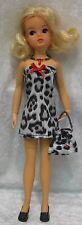 Made to fit SINDY Pedigree #21 Dress, Purse & Necklace,   Handmade doll clothes