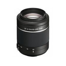 *(BRAND NEW NO TAX)* Sony SAL 55-200 mm f/4.0-5.6 DT SAM Lens A58 A77 A65 A55