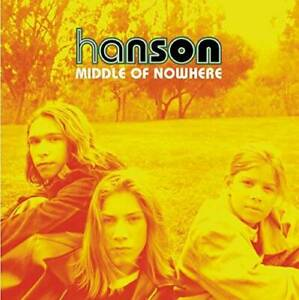 Middle Of Nowhere - Audio CD By Hanson - VERY GOOD