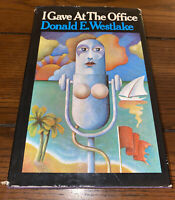 I Gave At The Office - Donald E Westlake - First Edition / First Printing