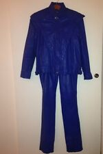Michael Jackson Thriller Style Jacket and Pants Authentic, J. Park Collection