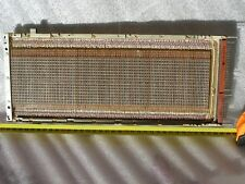 USSR Military Air force Orbit-10 Ferrite Core Memory Board 3392 bit Large Cores