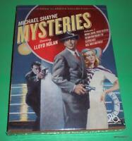 Michael Shayne Mysteries - Volume 1 (DVD, 2007, 2-Disc Set, Dual Side) Brand New