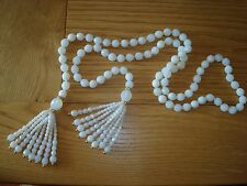 JOAN RIVERS OPALESCENT LARIAT UNUSED FROM QVC