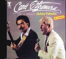 BOBBY VALENTIN - EN ACCION - CD NEW SEALED