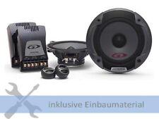 Ground ZERO GZIC 13x 250w 130mm 2 vie interessato per SMART ROADSTER br452 2003-2005