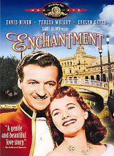 Enchantment (DVD, 2005)David Niven Wright Keyes * Brand New * Free Shipping *