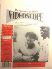 VIDEOSCOPE MAGAZINE #15 Summer 2005 - JOHN CARPENTER, NEIL JORDAN, ED WOOD